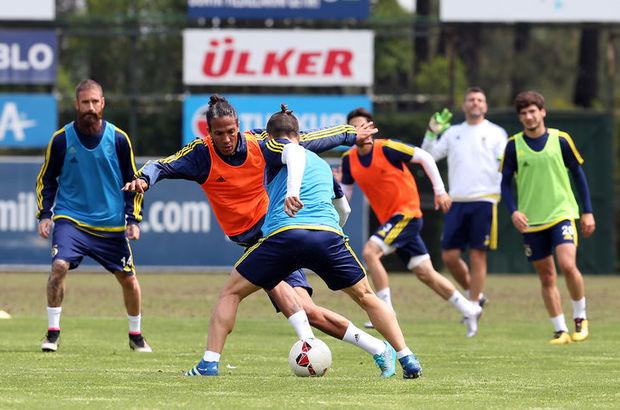 Fenerbahçe'de final hazırlıkları