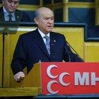 Bahçeli: AKP hükümetine desteğimiz terörle mücadele ile sınırlıdır
