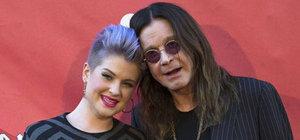 Kelly Osbourne babası Ozzy Osbourne'dan böyle intikam aldı