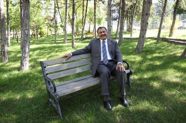 Veysel Eroğlu 6'ncı kez üst üste Orman ve Suişleri Bakanı oldu