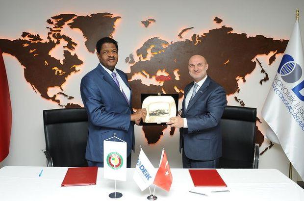 DEİK ile ECOWAS arasında iş birliği anlaşması imzalandı