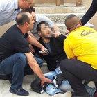 Bursa'da sokak ortasında silahlı kavga: 1'i polis 4 yaralı