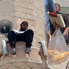 Konya'da cami minaresinde intihara kalkıştı