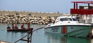 Hatay'daki denizde 'cesetli filaka'da, 400 kilo bomba tuzaklanmış