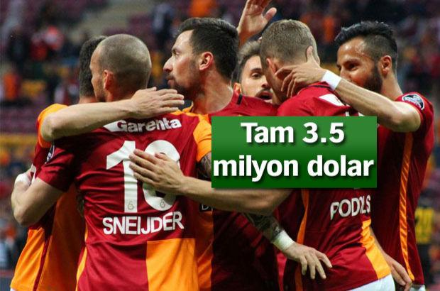 Galatasaray'dan Fenerbahçe derbisi öncesi flaş hamle, Futbolcuların alacakları yatırıldı