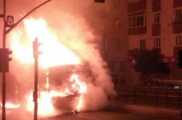 Gaziosmanpaşa'da korsan gösteri yapanlar yakalandı