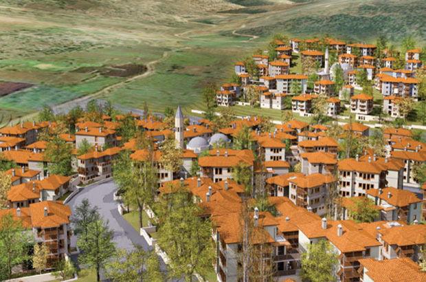 Gaziantep'e 23 ilden büyük Kuzey Şehir kuruluyor