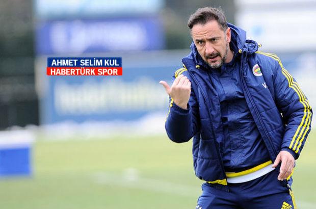 Vitor Pereira'dan oyuncularına uyarı: 'Aman geriye düşmeyelim'