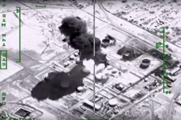 Rusya: Suriye'deki hava operasyonlarında 28 bin terörist öldürüldü