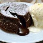 Dondurmalı sıcak çikolatalı kek nasıl yapılır?