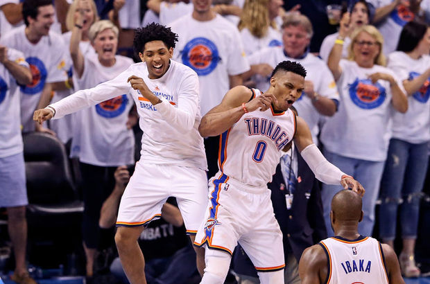 Oklahoma City Thunder: 118 - Golden State Warriors: 94