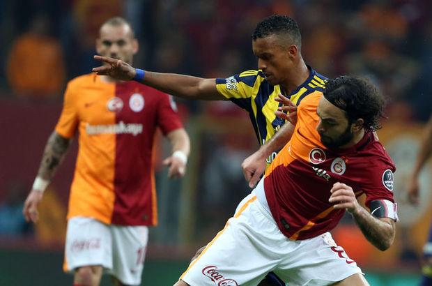 Kupada Galatasaray Fenerbahçe rekabeti