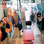İstanbul'da Arap kılığında hırsızlık