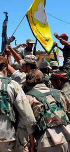 Rakka operasyonunda 2 köy ve 2 mezra DAEŞ'ten temizlendi