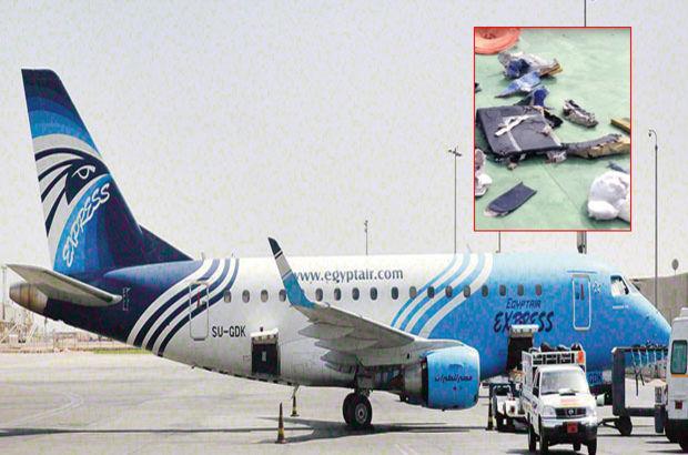 Düşen uçağın İstanbul'da motoru ısınmış
