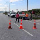 TEM Bolu Dağı Tüneli Ankara yönü ulaşıma kapatılıyor