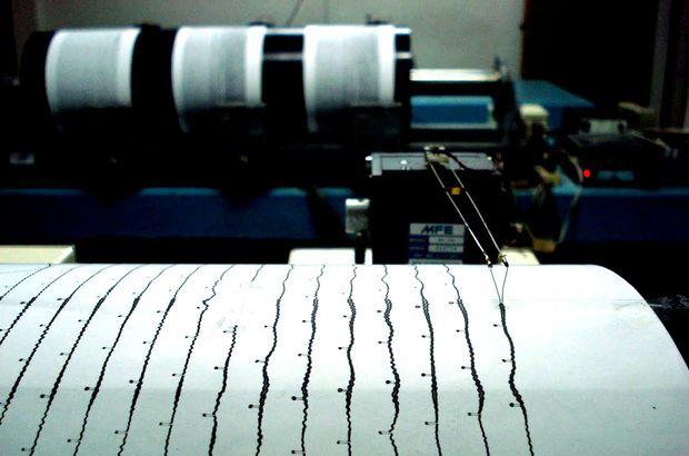Girit adasında 5,6 büyüklüğünde deprem oldu