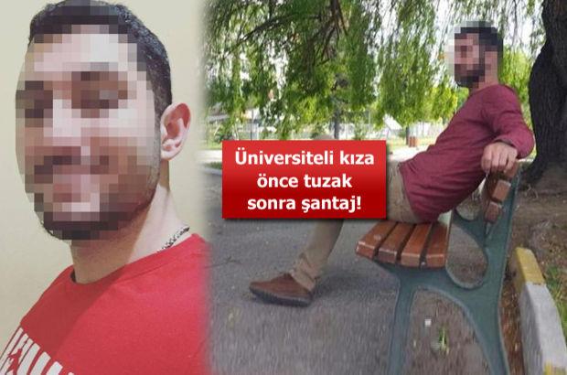Aydın'da üniversiteli kıza iğrenç tuzağa 2 tutuklama