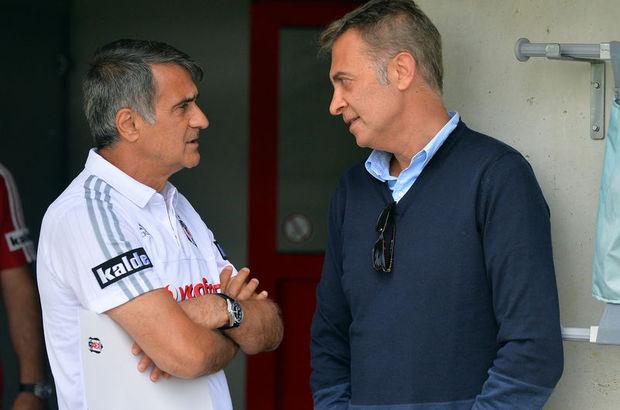 Beşiktaş Başkanı Fikret Orman'dan Şenol Güneş'e: Mario Gomez giderse daha iyisini alırız
