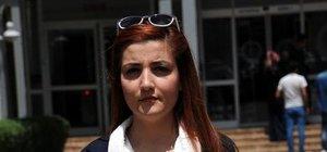 Eşinin 6 kurşunla yaraladığı Elif Şimşek konuştu
