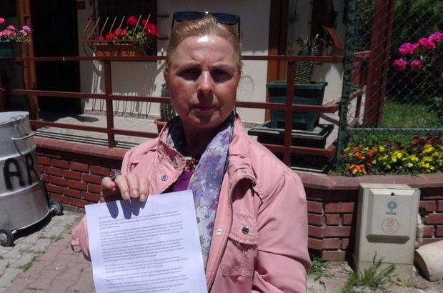 Kadın muhtar, Cumhurbaşkanı'na mektup yazdı!