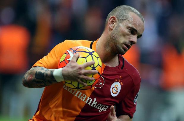 Wesley Sneijder 4 farklı ligde şampiyonluk yaşadı