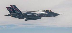 F-35'lerin son majör testleri 2018'e kadar yapılamayacak