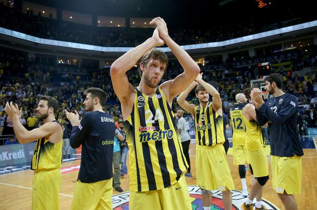 Fenerbahçe: 93 - Galatasaray Odeabank: 79