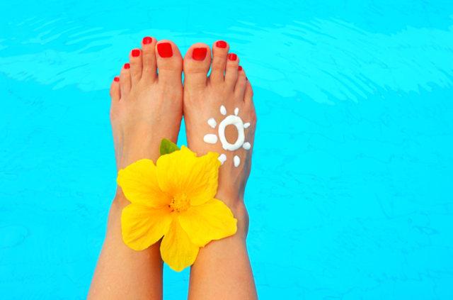 Yaz güneşinden zarar görmeyin faydalanın!