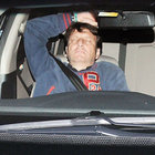 Kaya Çilingiroğlu arabada uyuya kaldı