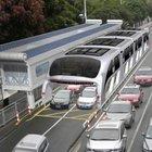 Çin trafiğe çözüm buldu