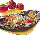 Fırında sebzeli balık nasıl yapılır?