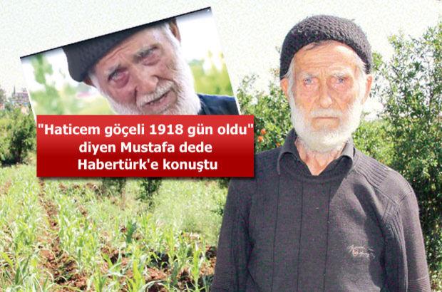 Aşkı anlatan 'Mecnun' dede Türkiye'yi salladı!