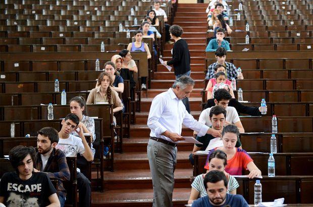 Sınavsız geçiş hakkı'na güvenen 78 bin öğrenci YGS'ye girmedi