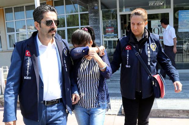 Samsun'da terk edilen bebeğin annesi ve anneannesi tutuklandı