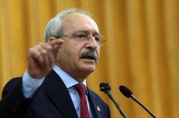 CHP grubundaki sloganlara Ankara Cumhuriyet Başsavcılığı'ndan soruşturma
