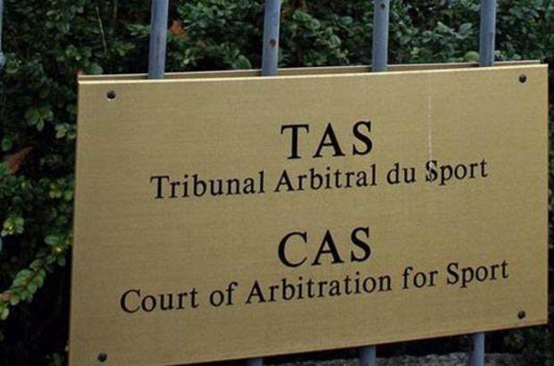 Samsunspor CAS'tan haber bekliyor