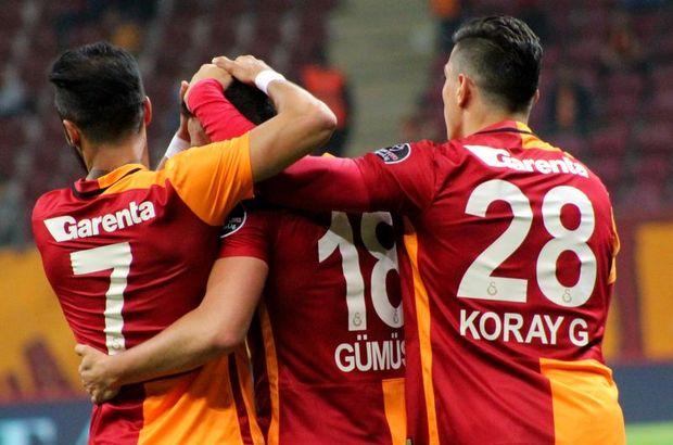 Galatasaray duran toptan affetmiyor