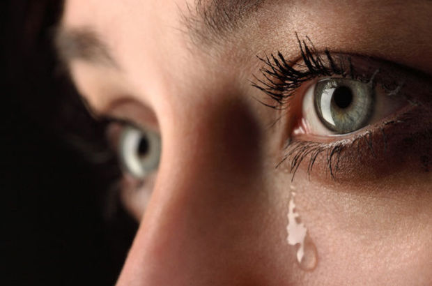 Menopoz gözyaşının azalmasına yol açıyor!
