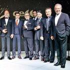'Gecce Mekan Oscar'larını Özge Ulusoy sundu