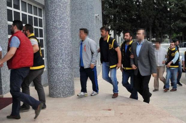 Yalova'daki FETÖ /PDY operasyonunda 9 tutuklama
