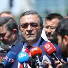 CHP'li Sezgin Tanrıkulu ve HDP'lilerden 'dokunulmazlık' başvurusu