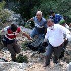 Mersin'de başı taşla ezilmiş erkek cesedi bulundu