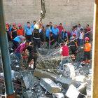 Mersin'de havuz inşaatı çöktü: 1 işçi öldü