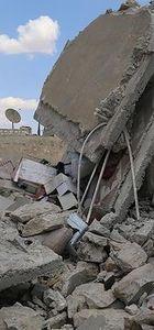 Halep'e hava saldırısı: 8 ölü, 17 yaralı