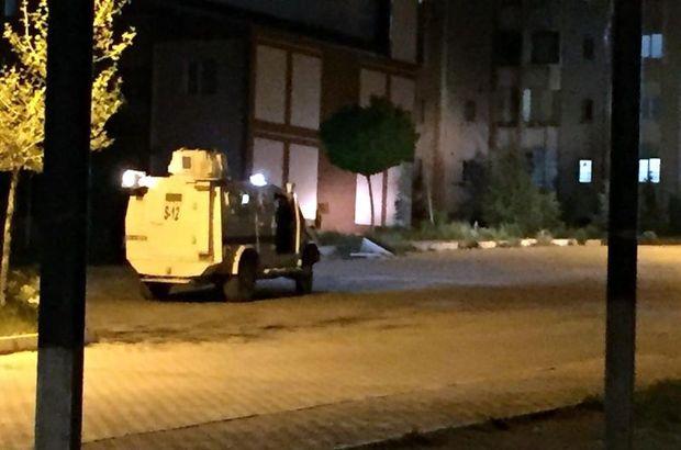 Van'da polis ile PKK'lı teröristler arasında çatışma çıktı