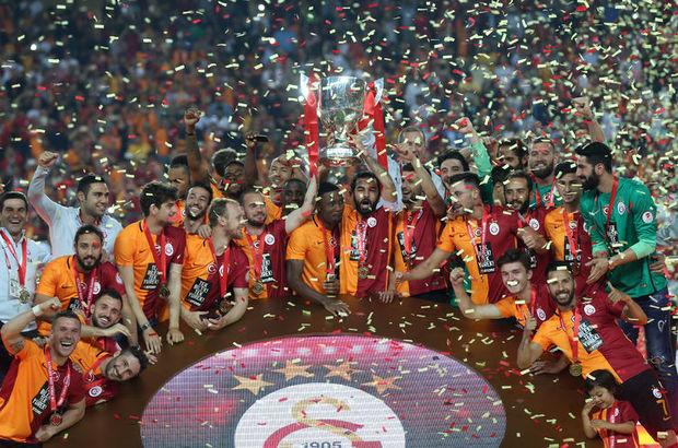 Galatasaray: 1 - Fenerbahçe: 0 maç sonucu | Ziraat Türkiye Kupası Galatasaray'ın