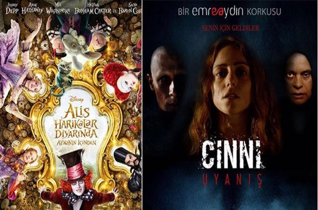 27 Mayıs'ta vizyona giren filmler