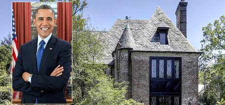 Obama'nın yeni evi