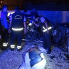 Suriyeliler kaza yaptı: 2 ölü, 2 yaralı